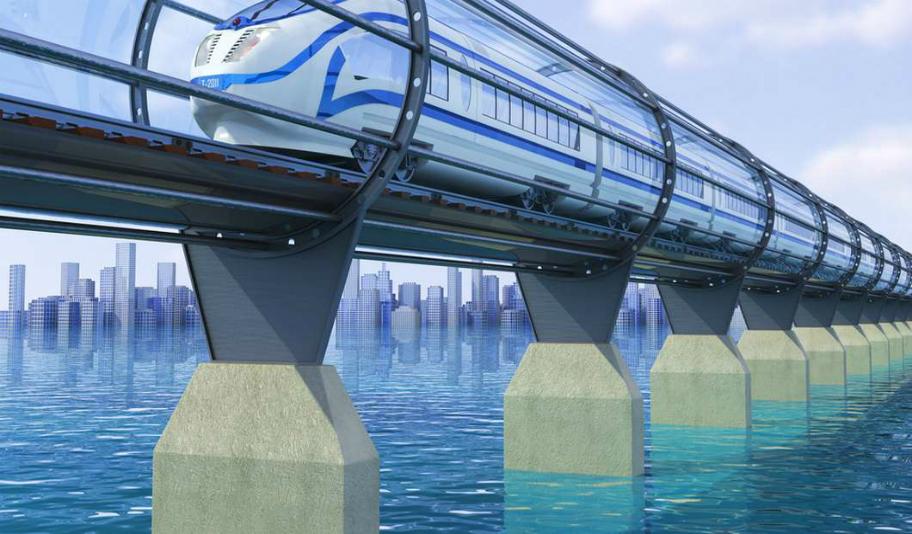 Вакуумный поезд Hyperloop поднимает $80 млн инвестиций с новым СЕО