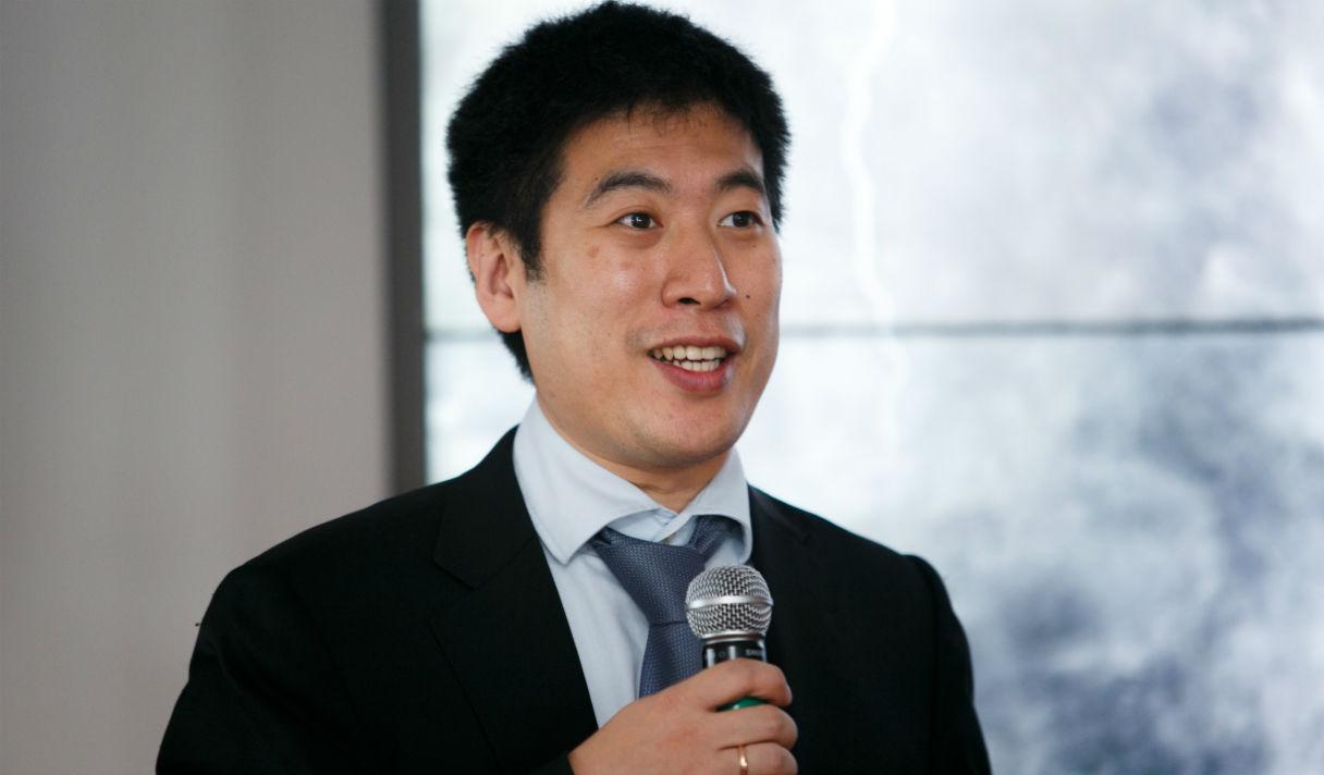 IT-бизнесмен Чжоу ВэйЦзянь: «В Украине Lenovo контролирует 30% рынка планшетов»