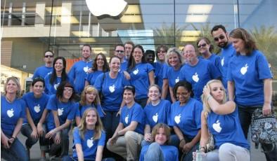 Что думают сотрудники Apple о работе в компании