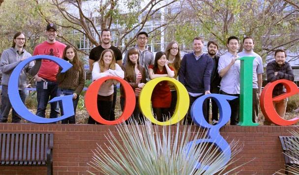 Несколько преимуществ работы в Google