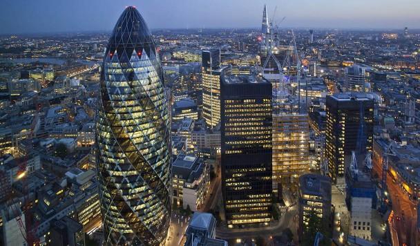 Лондон – новая Мекка для айтишников?