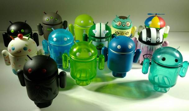 Каждый пятый человек использует Android