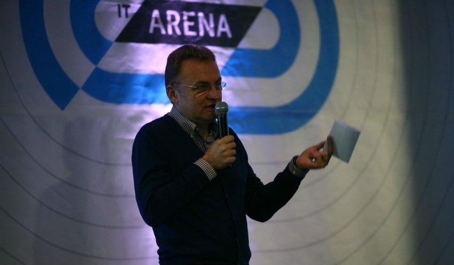 О чем говорят IT-бизнесмены на Lviv IT Arena?
