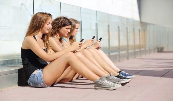 Смартфоны захватили треть населения Украины