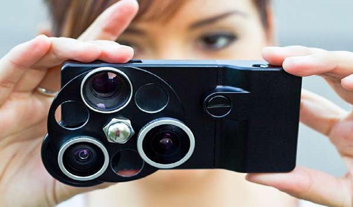 Топ-5 смартфонов с 4К-камерами