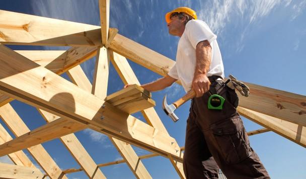 Теперь заявить о начале строительства дома можно онлайн