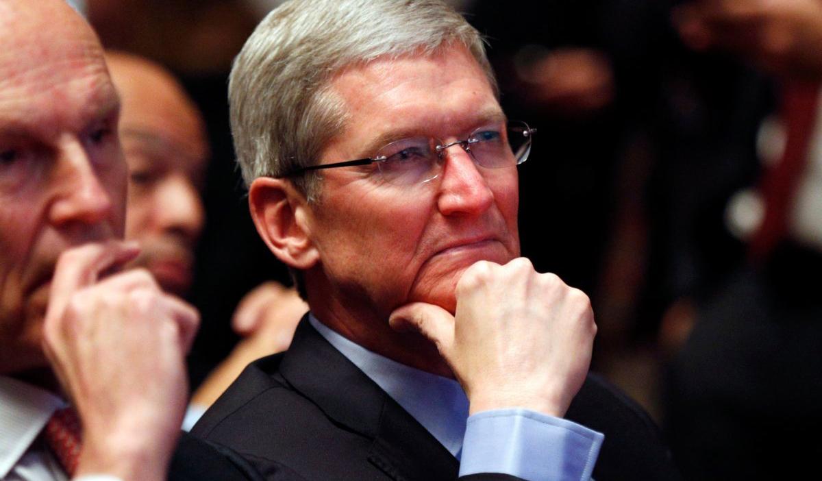 13 вдохновляющих цитат от CЕО Apple Тима Кука