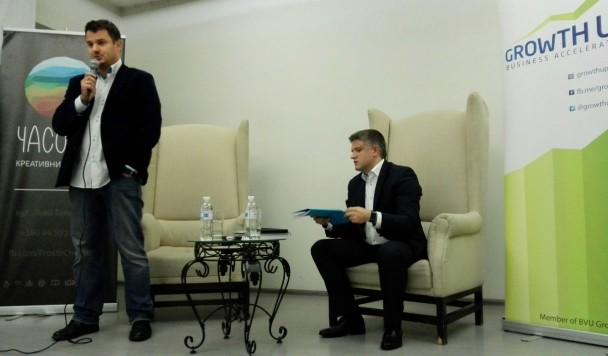 Обыски, инновации и инвестиции: о чем говорил IT-политик Дмитрий Шимкив с айтишниками