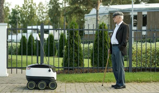 Роботы-курьеры от создателей Skype и еще 5 новостей из мира IT, которые нужно знать сегодня