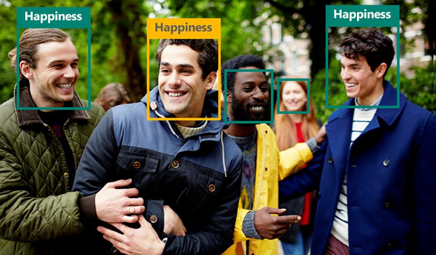 Новый сервис Microsoft распознает настроение на фотографии
