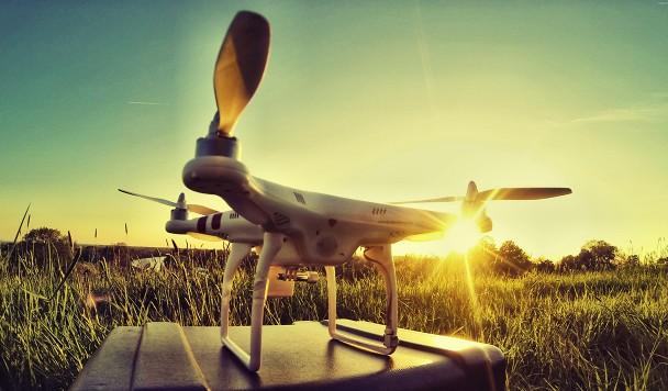 План на будущее от крупнейшего производителя дронов