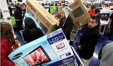 Украинские интернет-магазины обещают скидки до 80% в «Черную пятницу»
