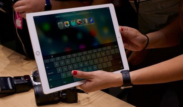 Apple признает проблемы iPad Pro и пытается их решать