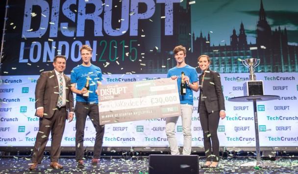 О чем говорили на IT-конференции Disrupt London 2015