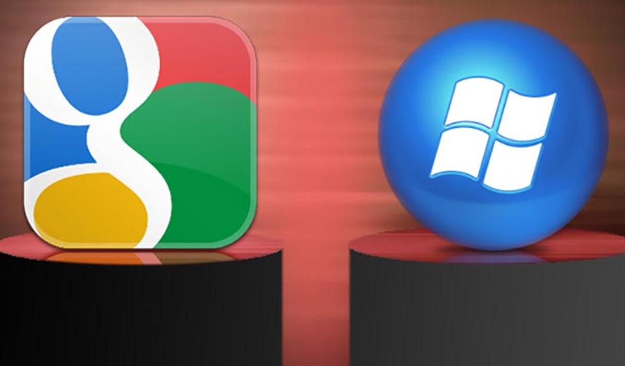 Может ли Microsoft победить Google в войне облачных вычислений?