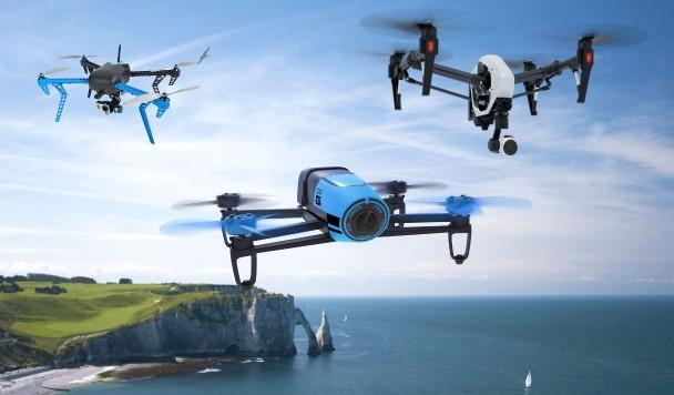 Посмотреть на выходных: 8 видео, которые докажут, что дроны - это круто