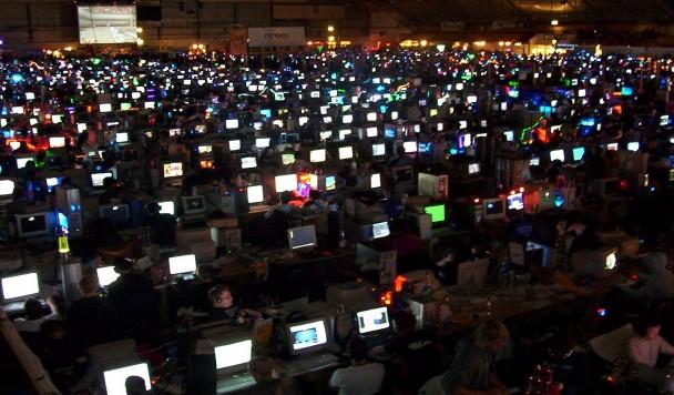 49% американцев хотя бы раз в жизни играли в видеоигры