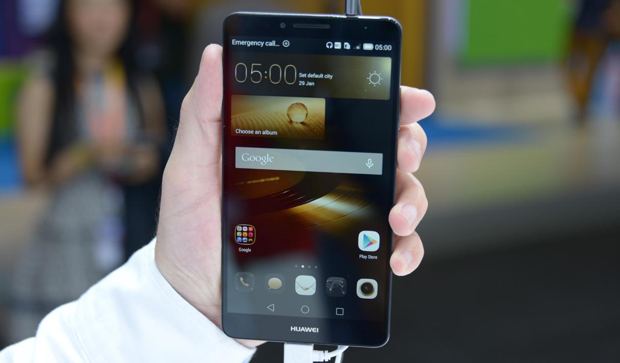 Обзор и перспективы Huawei Mate 8 на украинском рынке
