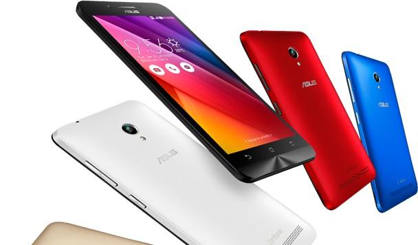 Asus ZenFone Go - обзор бюджетного смартфона