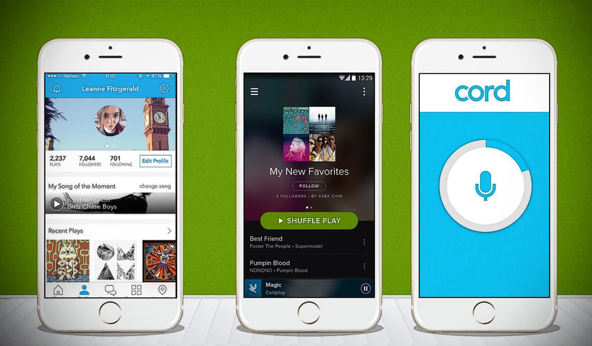 Как два бывших работника Google свой стартап компании Spotify продали