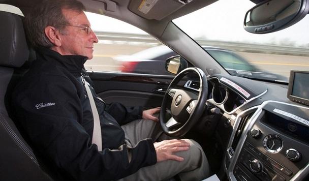 General Motors приступает к  разработке беспилотных автомобилей