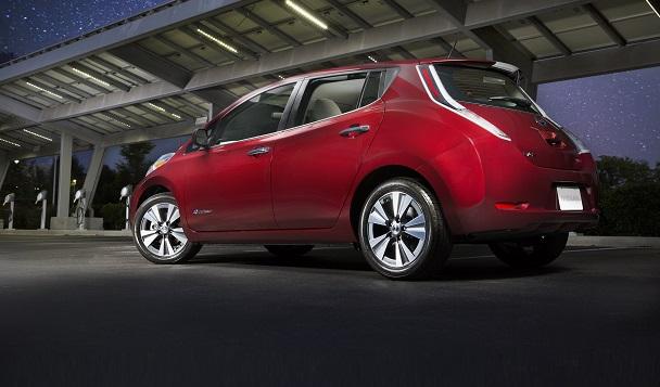 Статистика электрокаров за прошлый год: Nissan Leaf впереди