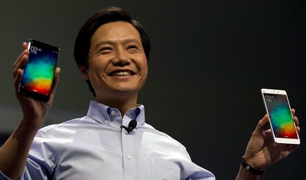 Смартфоны Xiaomi выходят на рынок США