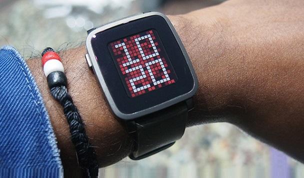 Обзор умных часов Pebble Time