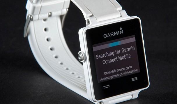 Обзор спортивных часов Garmin VivoActive