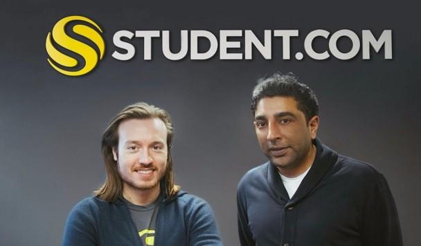 Интернет-площадка Student.com привлекла инвестиции на сумму в $60 миллионов
