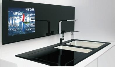 Новый вид стекла заменит телевизоры