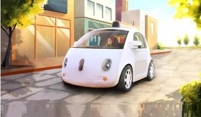 Google хочет выпустить беспилотный автомобиль под собственным брендом?