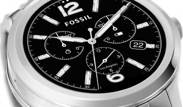 Обзор стильных смарт-часов Fossil Q Founder