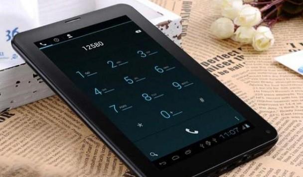 Лайфхак: как звонить с планшета