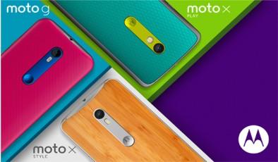 Обзор новой линейки смартфонов Moto от Lenovo: Moto G, Moto X Play, Moto X Style и Moto X Force