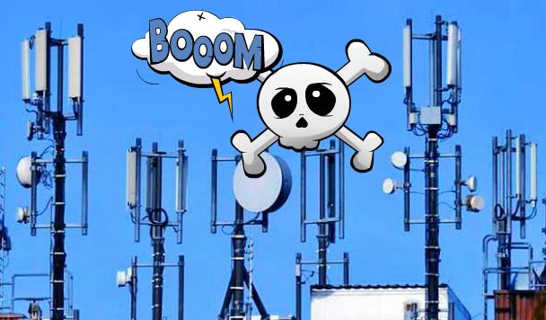 Кому мешают базовые станции мобильной связи?