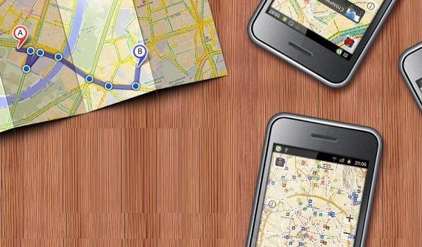 Обновленные Яндекс.Карты Украины: от автомобиля до спутника