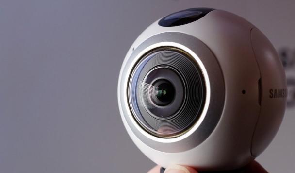 Предварительный обзор панорамной камеры Samsung Gear 360