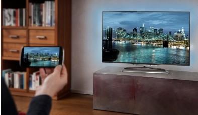 Лайфхак: как подключить смартфон к телевизору