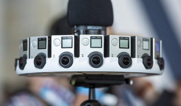 Топ-5 лучших камер виртуальной реальности прямо сейчас