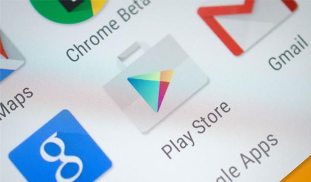 Самые скачиваемые приложения в Google Play (зима 2015-2016)