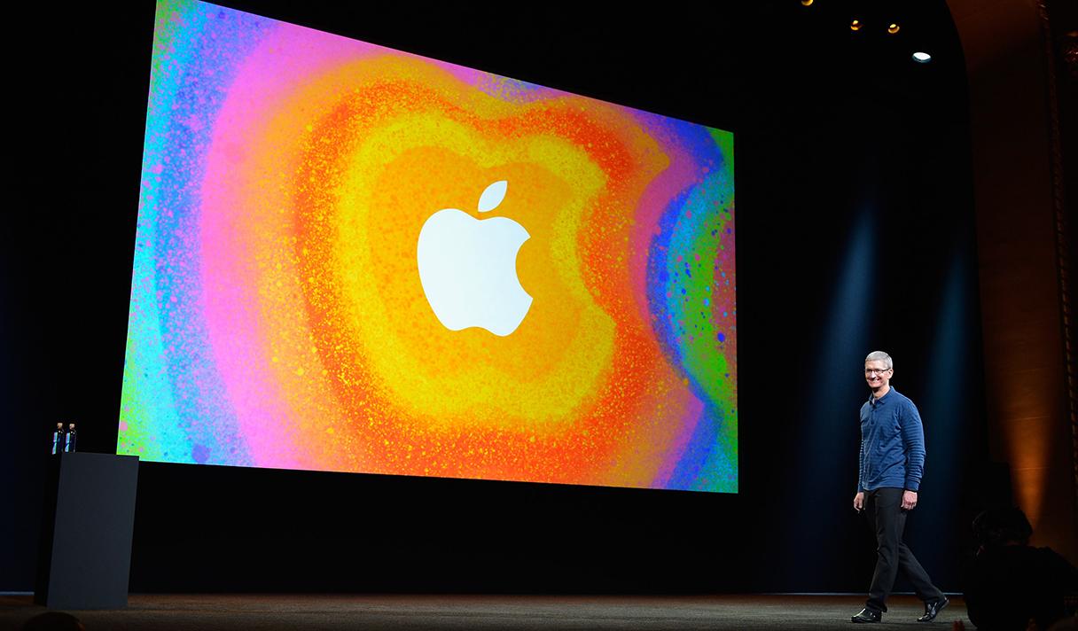 Главные события презентации Apple