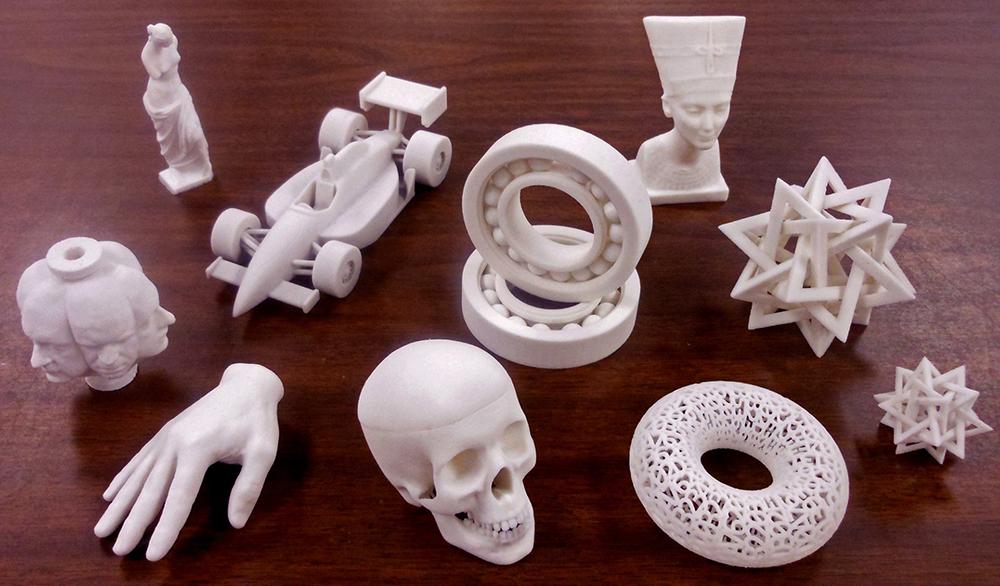Посмотреть на выходных: Чудеса 3D-печати