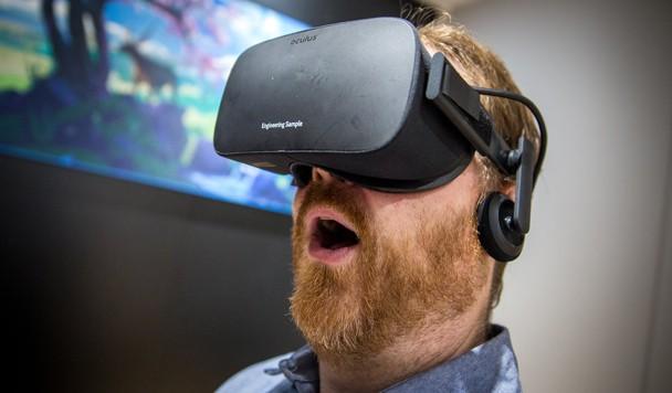 Что такое Oculus Rift?