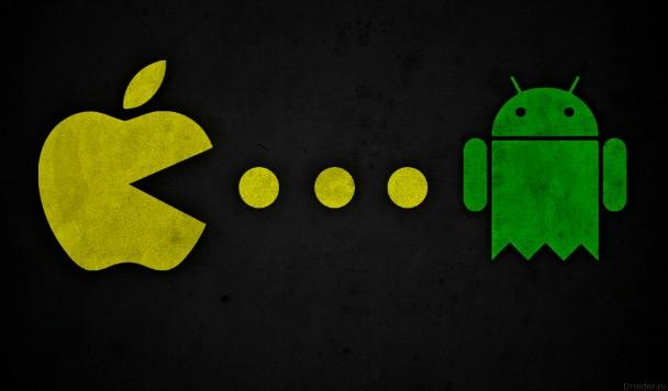 Кто тратит больше: обладатели iPhone или Android-смартфонов?