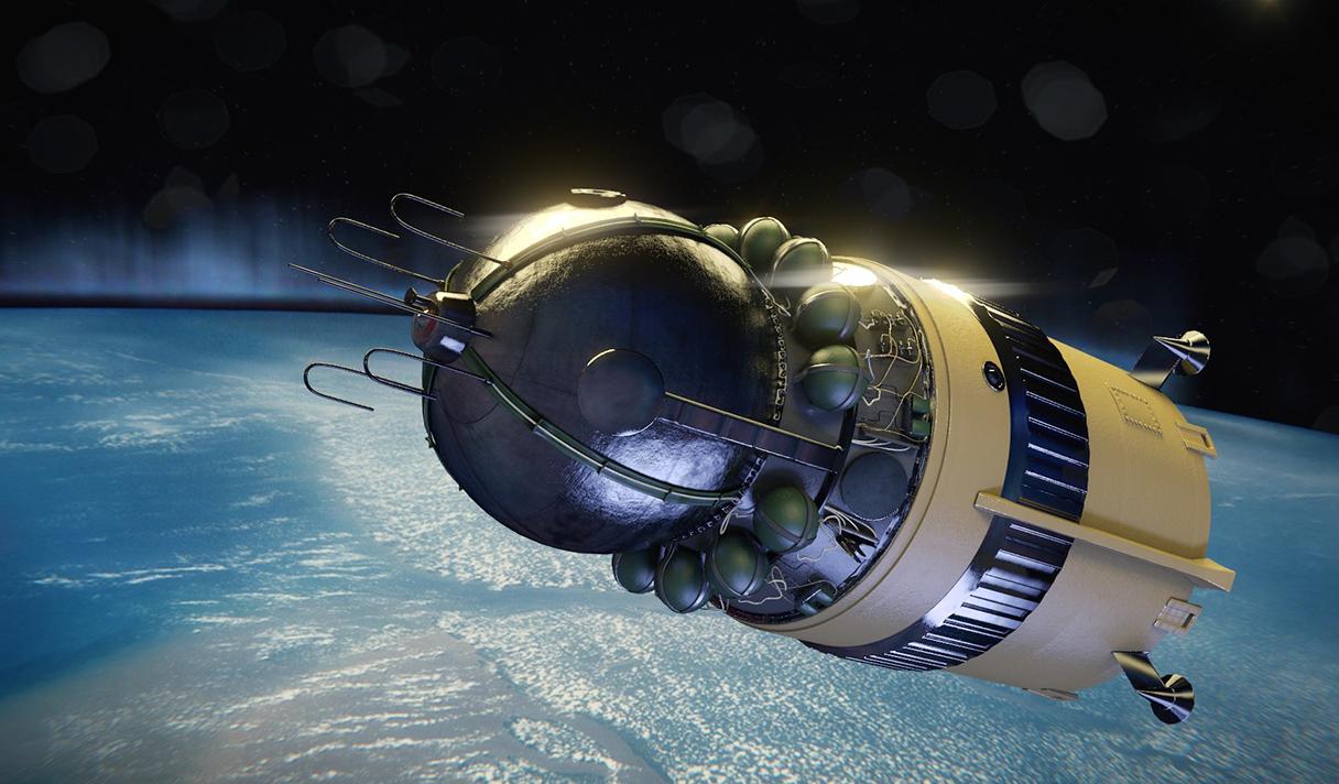 Первый полет человека в космос: торжество разума и благосклонность удачи