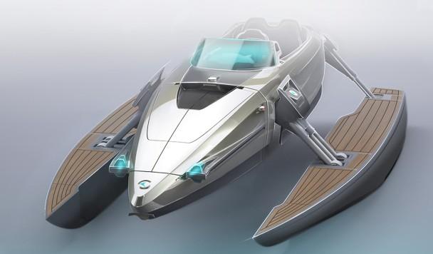 Самые удивительные машины выставки Top Marques в Монако