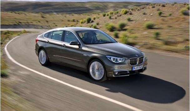 BMW 5 серии - самый популярный бизнес-седан в мире