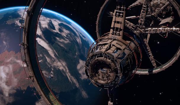 Elite: Dangerous. Самый соверешнный космический симулятор современности