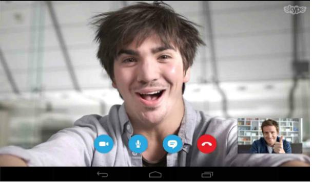 Как заменить фон во время видеозвонка по скайпу